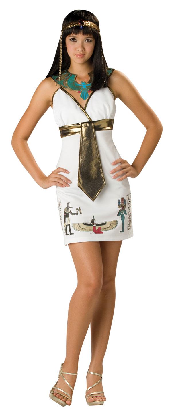 Egyptian Costumes - wo...