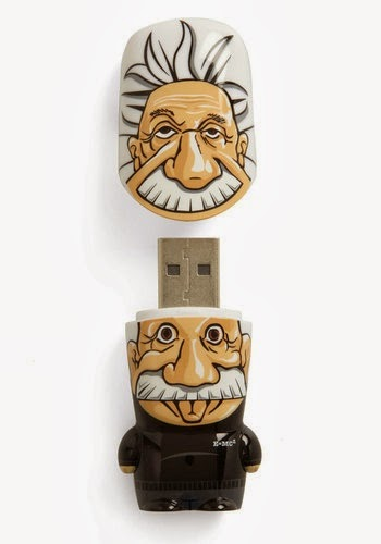 Einstein usb stick