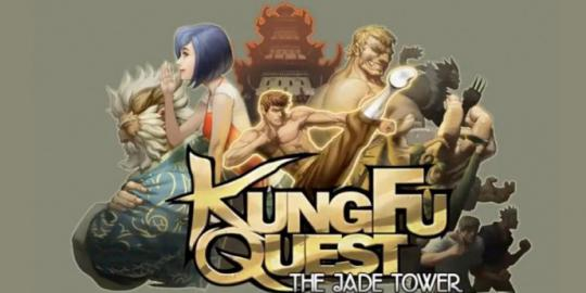 kungfu quest android apk terbaru