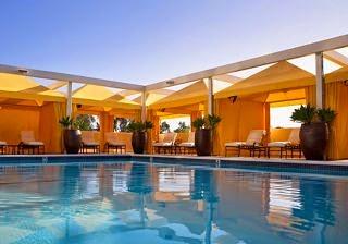 Fairmont Newport Beach $99 a night. Palms Pool & Cabanas.