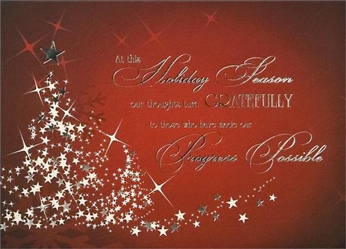 Beautiful Custom Christmas Cards For Business 2014