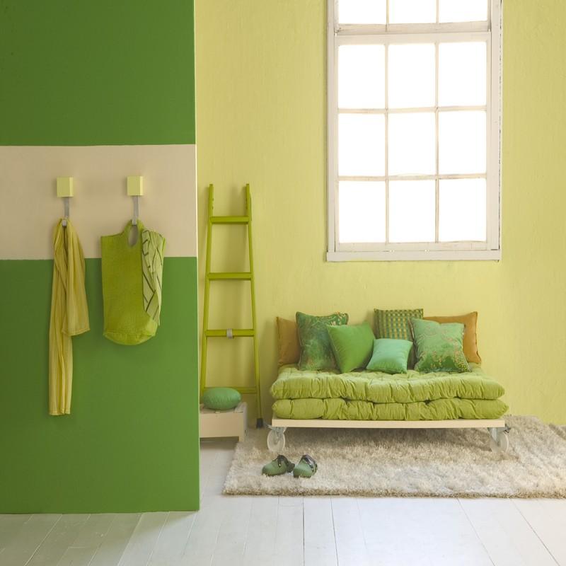 1 Mes 1 Color: Abril Verde Limón  The Deco Soul