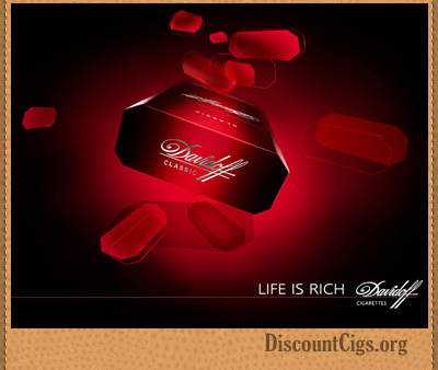 Davidoff Cigarettes for UK