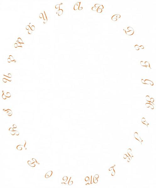 Ocean Alphabet Letter Printables