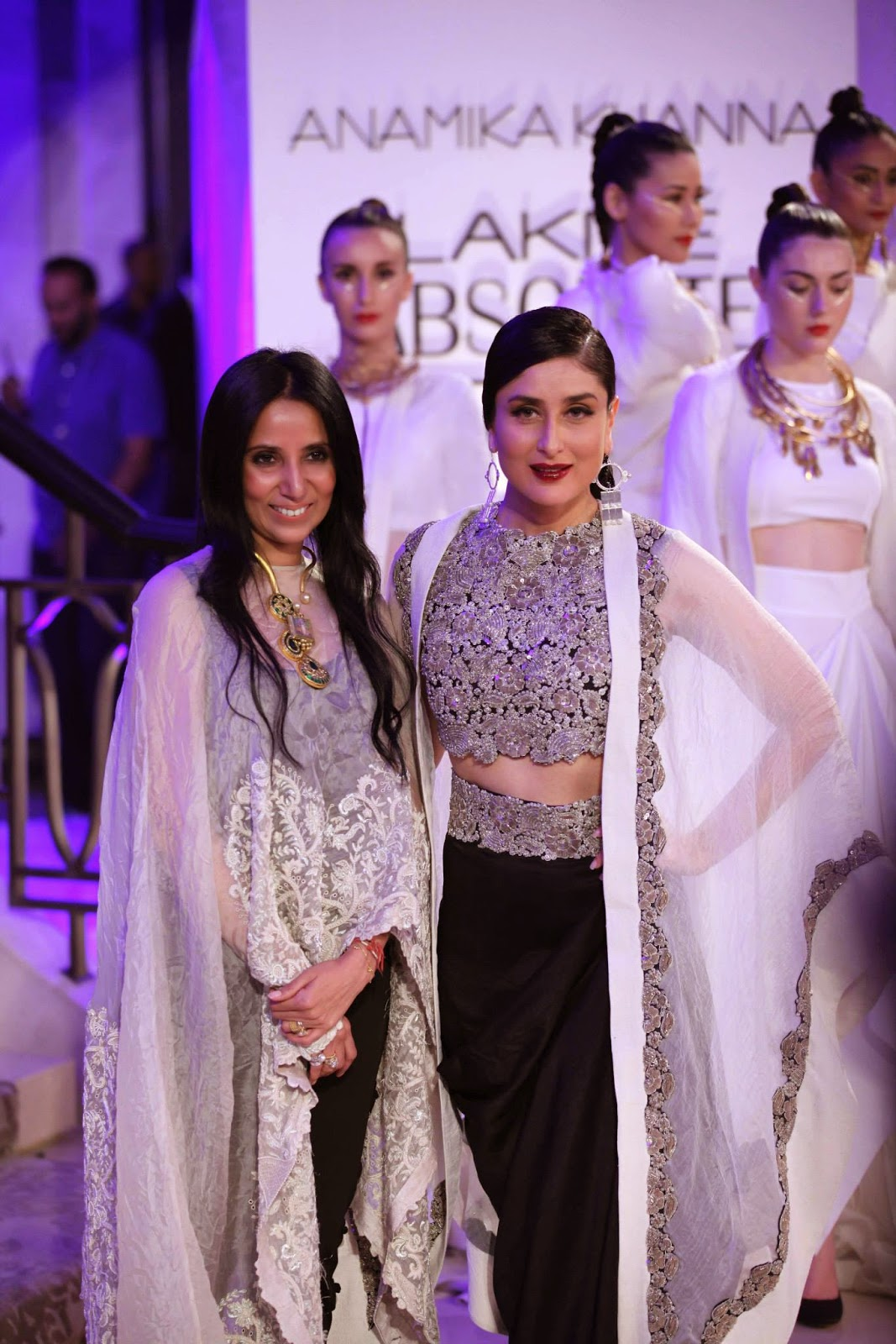 Overview of Lakme Fashion Week Summer/Resort 2015 | Anamika Khanna and Kareena Kapoor at Lakme Fashion Week Summer/Resort 2015
