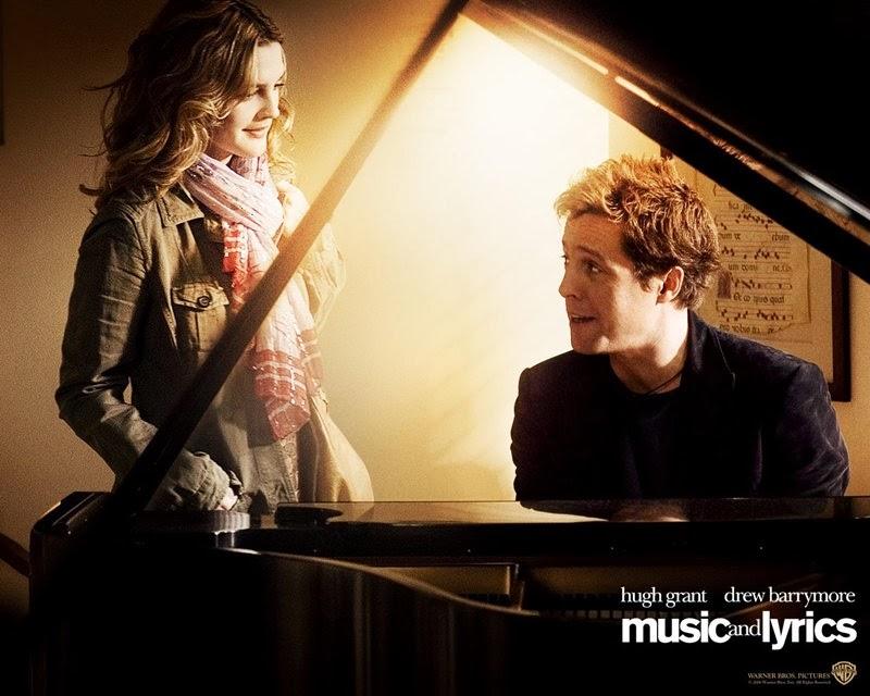 music and lyrics soundtracks