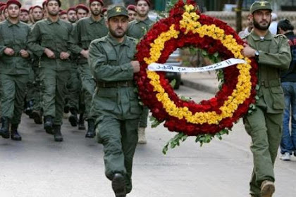 Hizbullah Lebanon Siap Bantu Hamas Kalahkan Israel