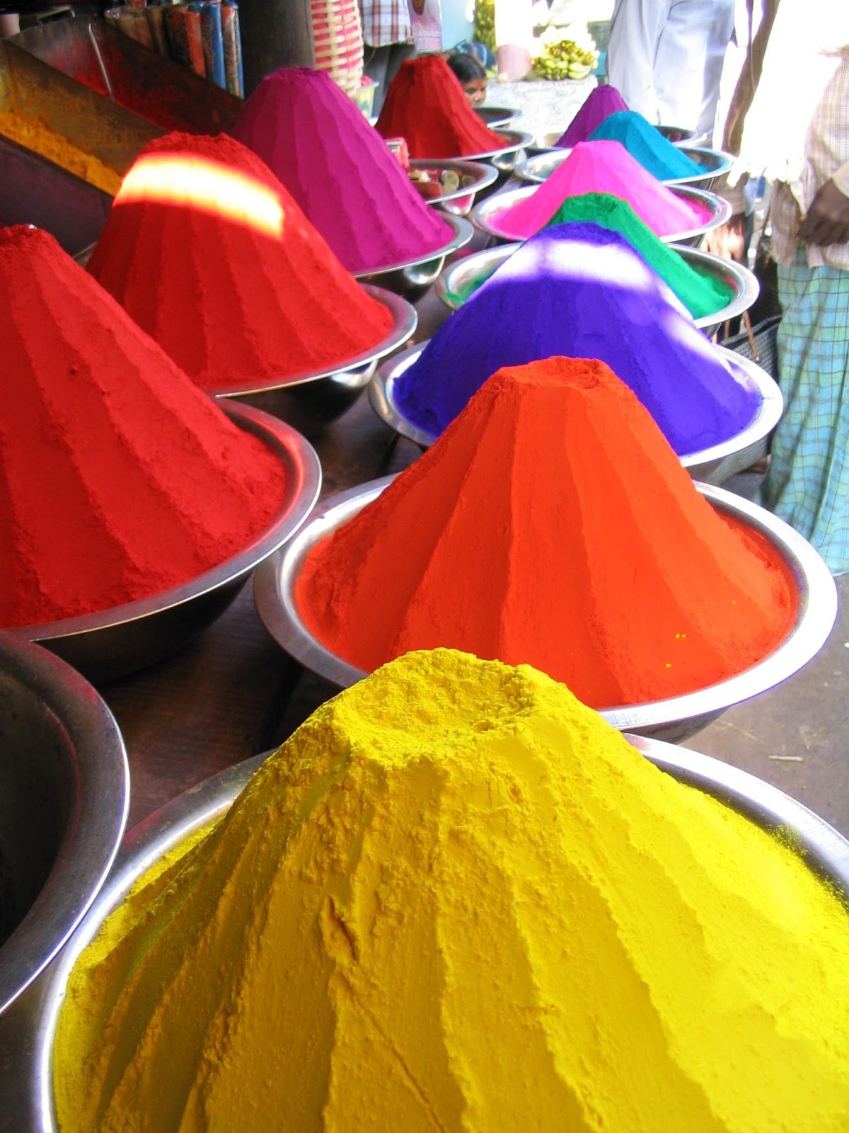 Holi Festival Colour Powder Festival of Colours Holi