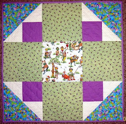 Fast & Easy Baby Quilt