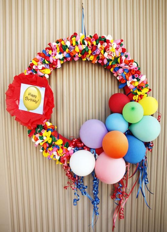 Arreglos con Globos para Fiestas Infantiles