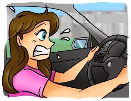 fobia de dirigir