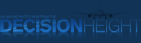 Read DECISION HEIGHT archives (Ponderings from an airline career)