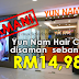 Yu Nam Hair Care Disaman RM14 986