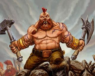 Razas              Dwarf+berserker