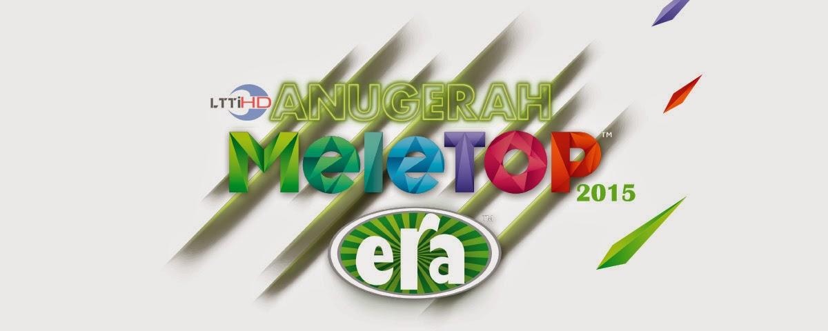 Anugerah Meletop Era 2015 Episod 1