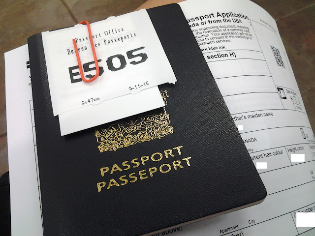 canada passport office renewal