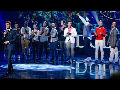 American Idol Top 5 guys revealed!