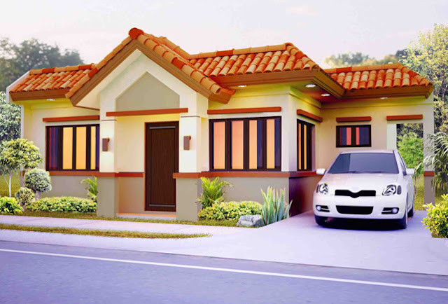 Spanish Walnut House Model at Villa Montserrat Taytay, House and lot for sale in Taytay