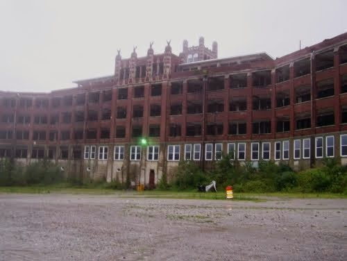 USA  ...  Sanatorium de Waverly Hills  ...