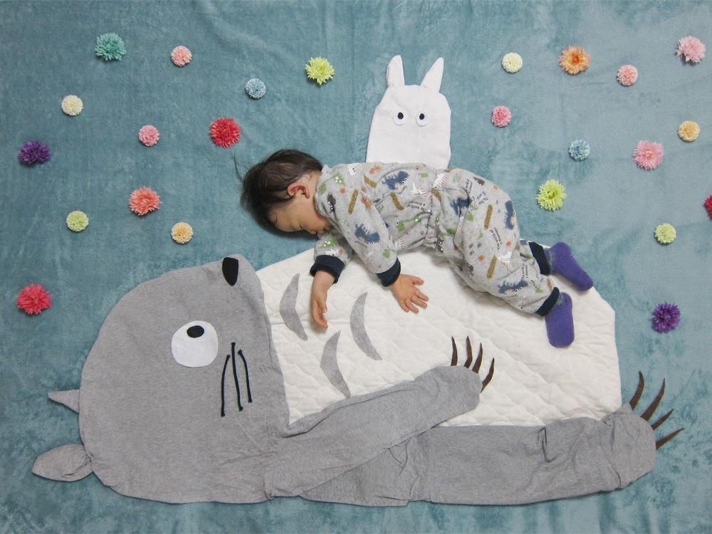 niños japoneses durmiendo 5