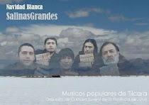 RECITAL UNICO EN UN LUGAR UNICO - al mediodia solar -  13 hs. SALINAS GRANDES DE JUJUY MPT Musicos