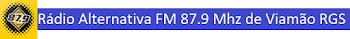 Rádio Alternativa FM 87,9 Mhz de Viamão RGS