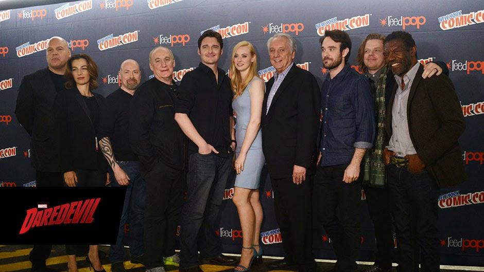 Daredevil - Netflix - Foto del reparto - Actores principales