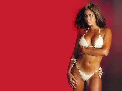 Leonor Varela Bikini Wallpaper