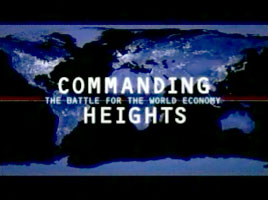 commanding heights part 2 Commanding heights (ch) is a three part documentary which narrated the battle of economic ideas from the first world war (pbs, 2002) episode 1 talked about the emergence of the keynesian consensus and the seeming ascendancy of the soviet economic model episode 2 is about the triumph of free enterprise over.