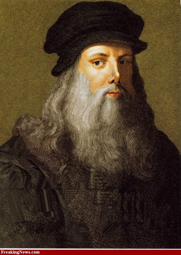 Healthy Heels: Leonardo da Vinic: Expressoins in Paintings