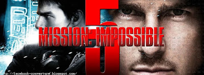 Couverture facebook Mission Impossible 5