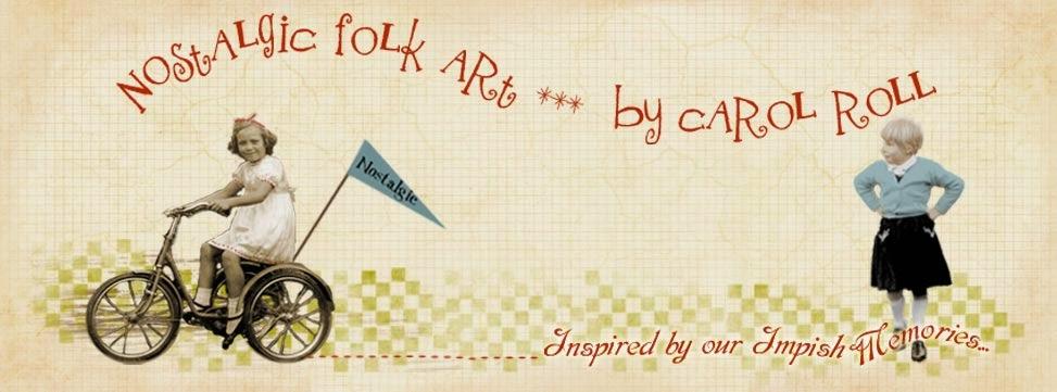 Nostalgic Folk Art