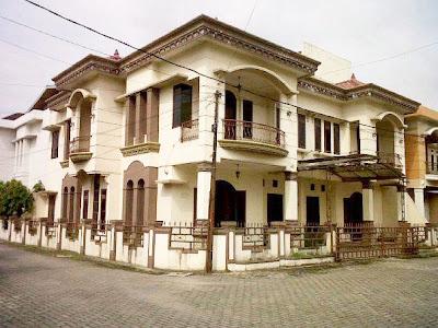 Gambar Rumah Dijual di Inti Kota Medan