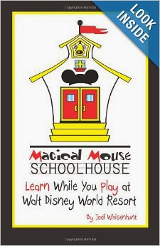 http://www.amazon.com/MAGICAL-MOUSE-SCHOOLHOUSE-Disney-Resort/dp/1475289960/ref=sr_1_2?ie=UTF8&qid=1343522587&sr=8-2&keywords=Magical+Mouse+Schoolhouse