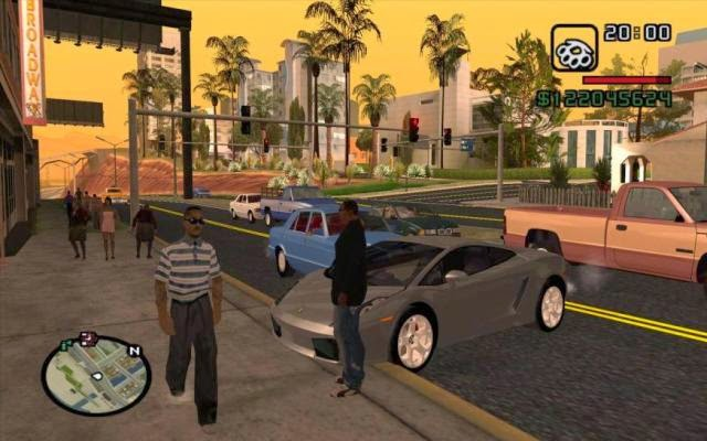 GTA San Andreas PC Games