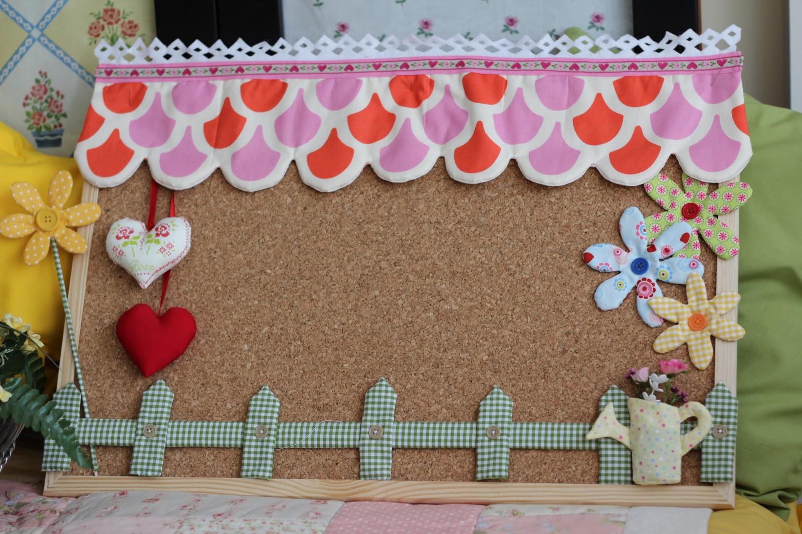 Mi hogar de patchwork corcho para habitacion infantil for Ideas para decorar mi hogar