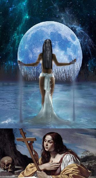 """ADVERTENCIAS: ¿""""diosas..""""? - más bien algunos demonios disfrazados de """"luz"""""""