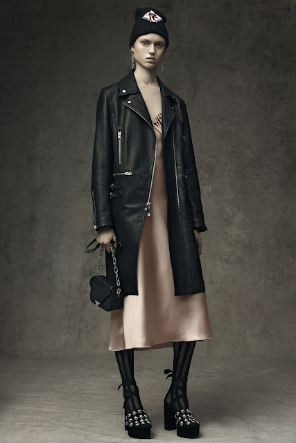 Alexander Wang Pre Fall 2016 melbourne fashion style winter