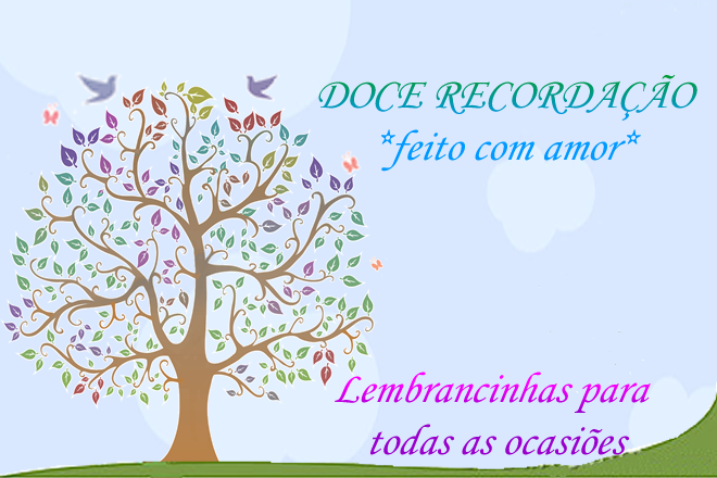 DOCE RECORDAÇÃO