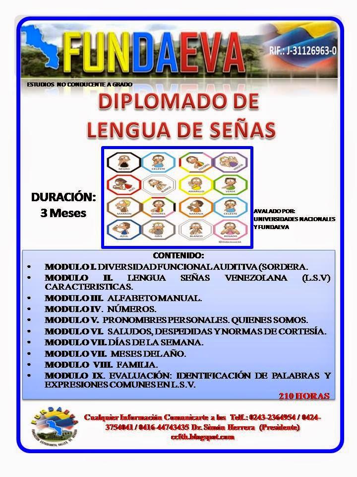 DIP LENGUA DE SEÑAS