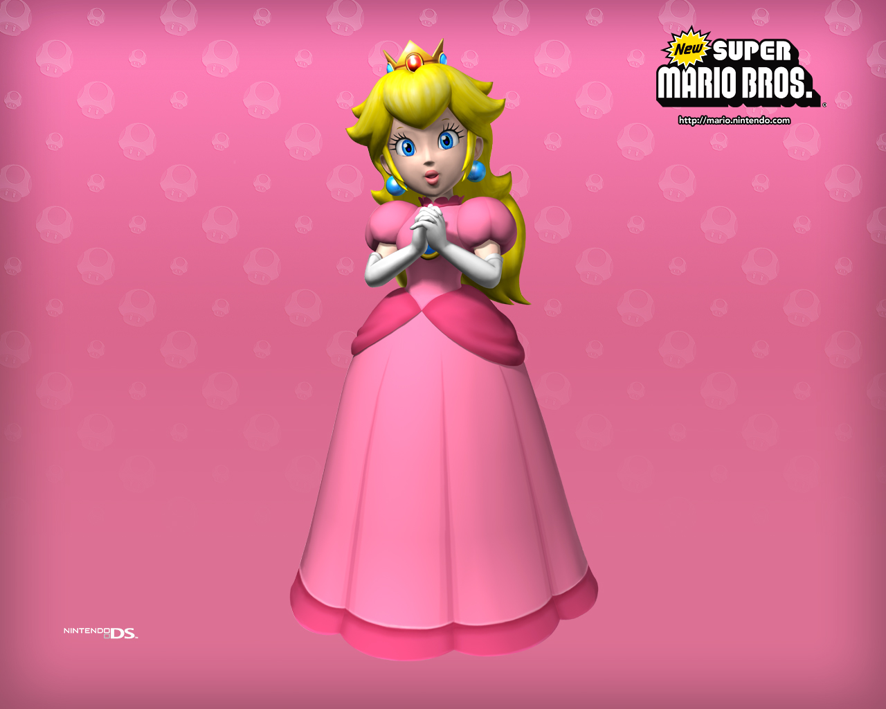 Super Mario HD & Widescreen Wallpaper 0.0200278029694962