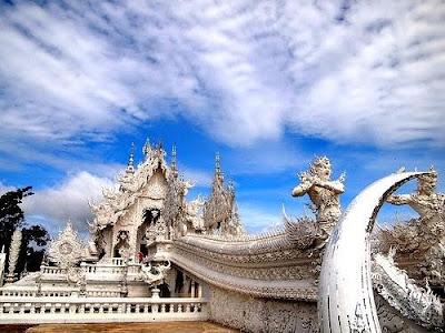 1 泰國 地獄寺廟