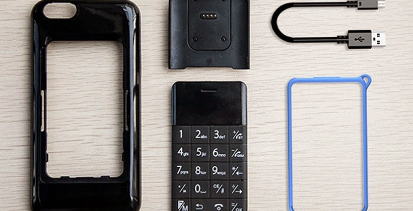 Talkase a GSM phone for your smartphone case