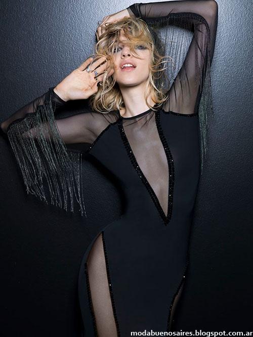 Moda invierno 2015 Rosh. Moda ropa de mujer invierno 2015.