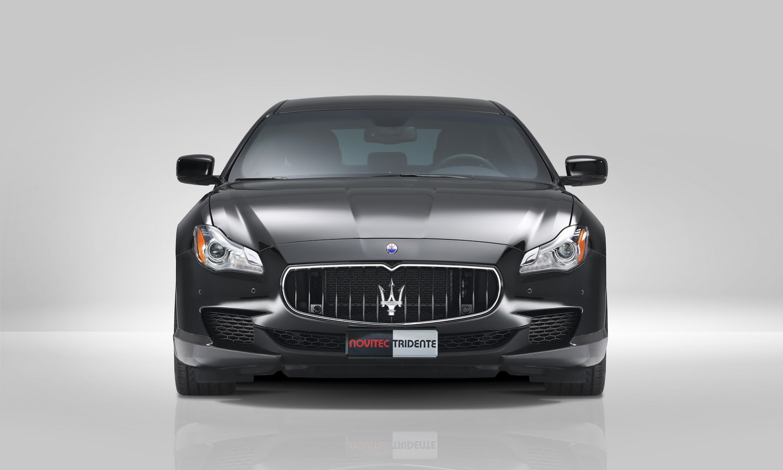 novitec powers up new maserati quattroporte carscoops