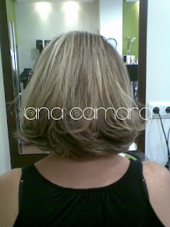 shaggy hair women