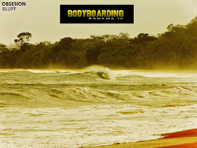 Bluff Final del CIRCUITO PRO BODYBOARD 2013