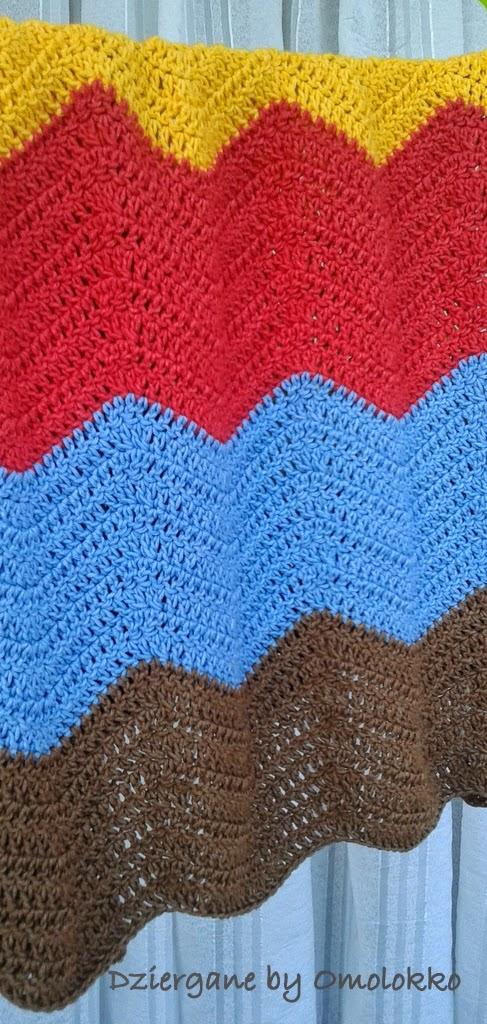 Baby blanket – kocyk