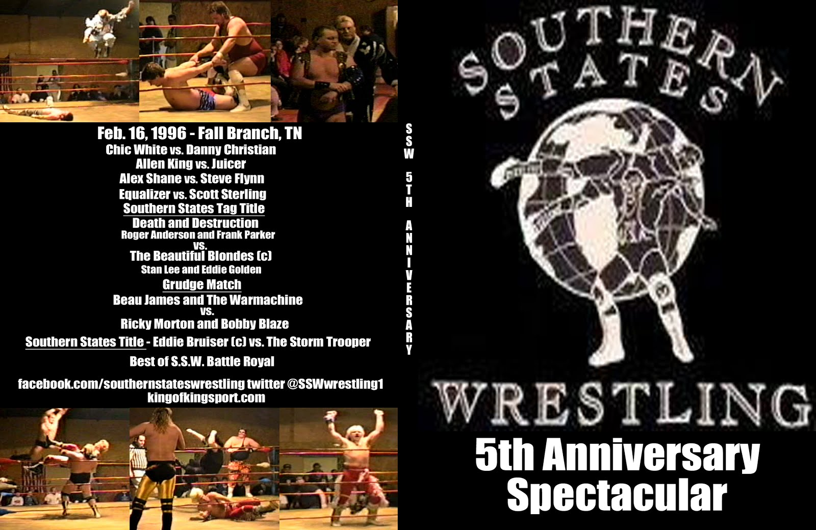 SSW 5th Anniversay