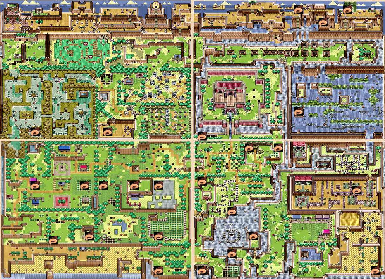 Jak na standardy GameBoy'a ten świat jest ogromny.